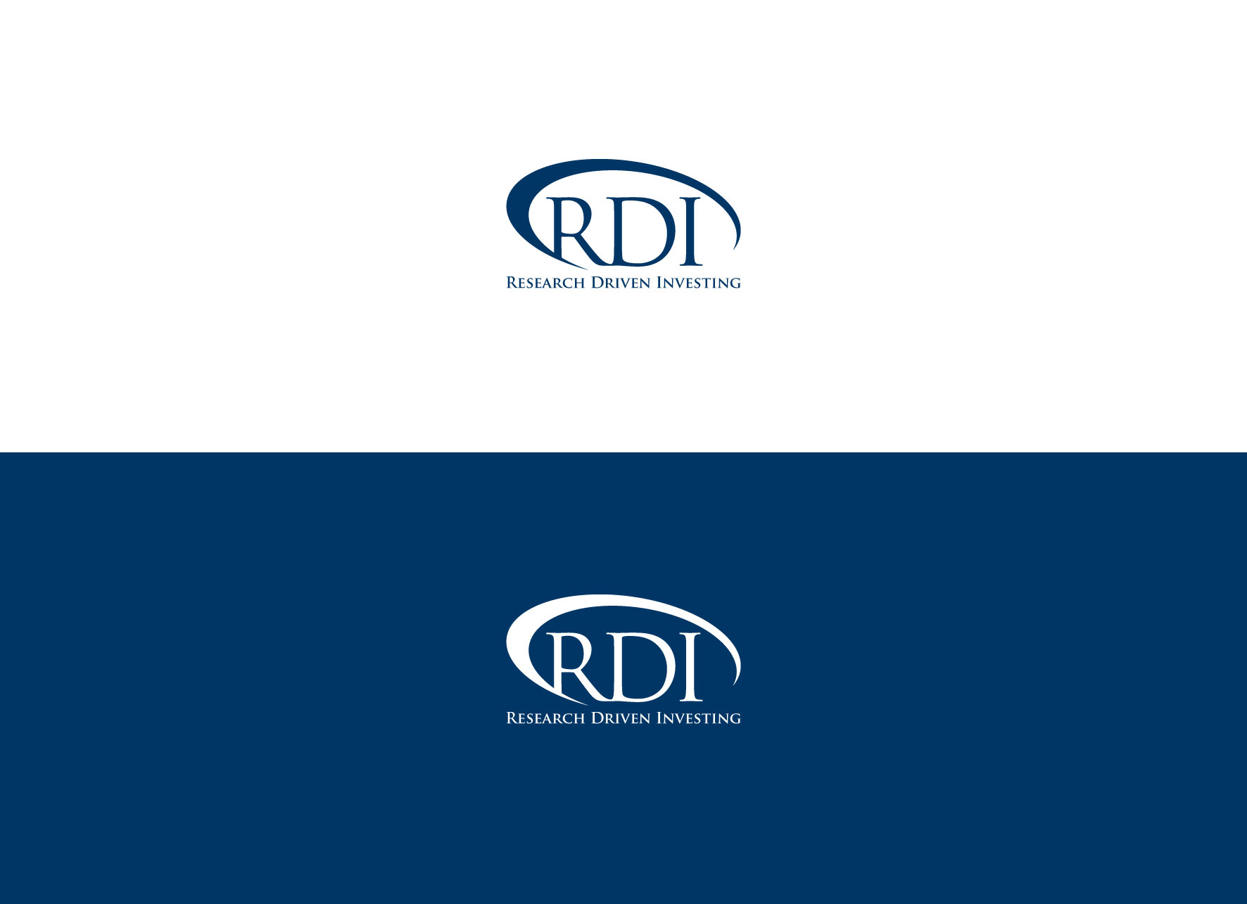 Logo Design by tanganpanas - Entry No. 33 in the Logo Design Contest RDI Logo Design - Financial Website.
