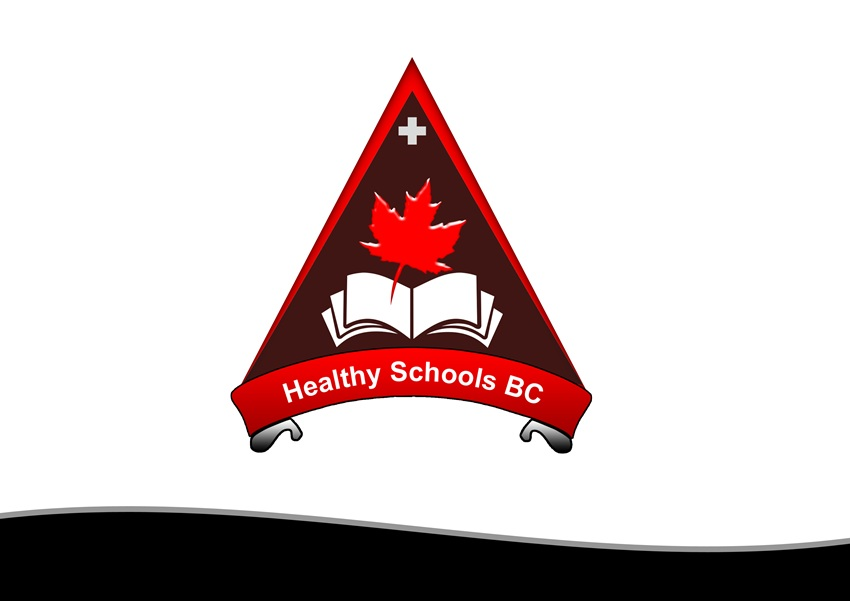 Logo Design by Respati Himawan - Entry No. 10 in the Logo Design Contest SImple, Creative and Clean Logo Design for Healthy Schools British Columbia, Canada.