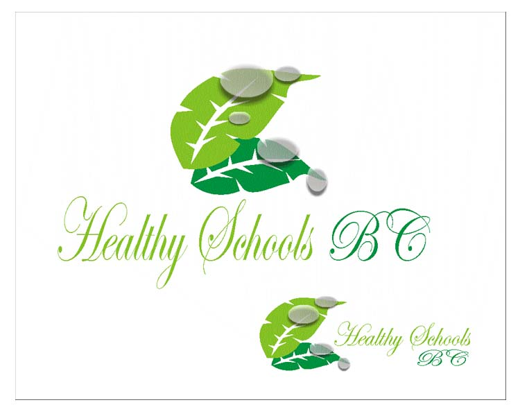 Logo Design by Najmul Ahmad - Entry No. 13 in the Logo Design Contest SImple, Creative and Clean Logo Design for Healthy Schools British Columbia, Canada.