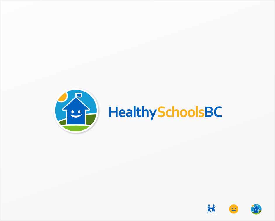 Logo Design by Jorge Sardon - Entry No. 16 in the Logo Design Contest SImple, Creative and Clean Logo Design for Healthy Schools British Columbia, Canada.