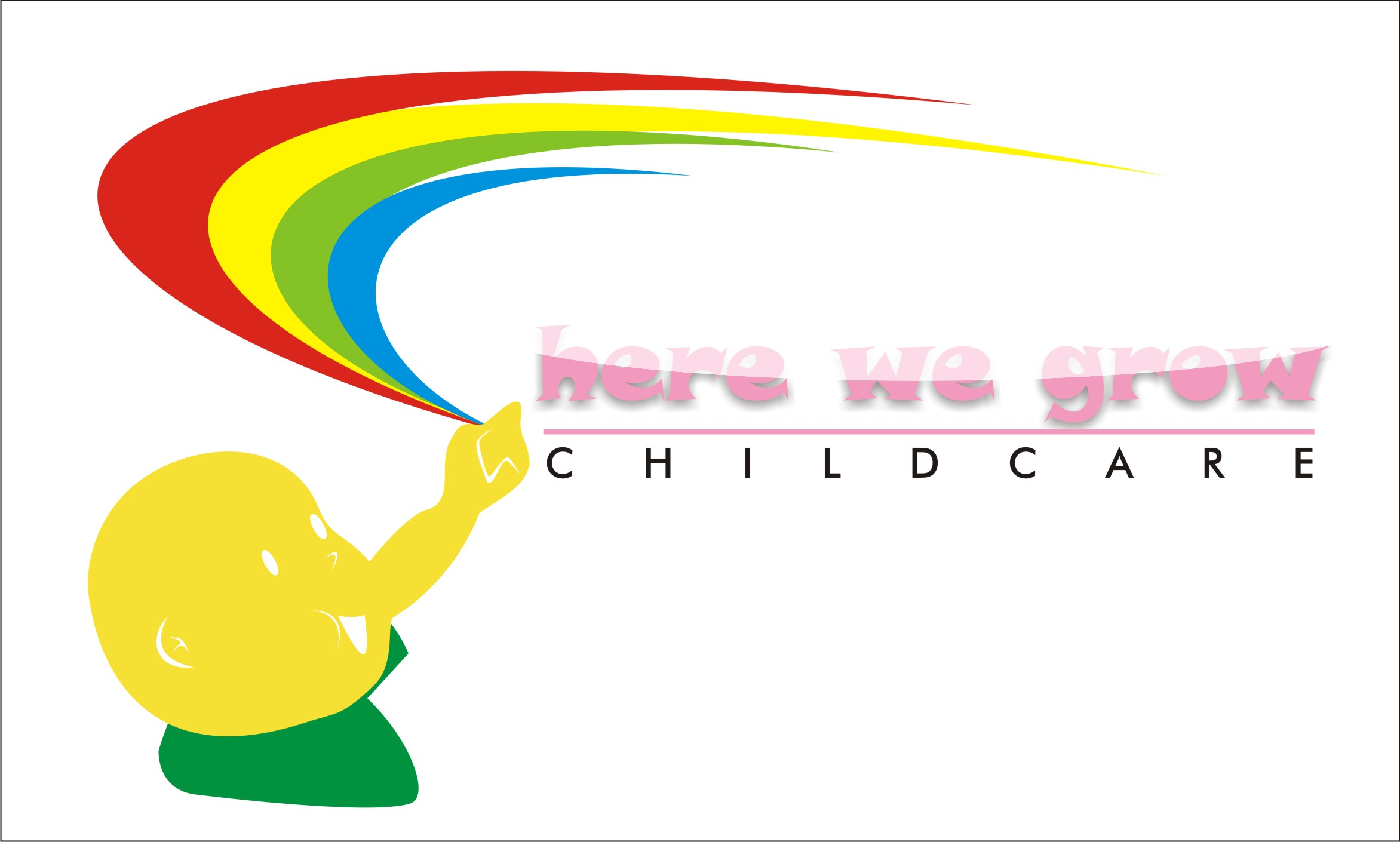 Logo Design by Arsyada Muhammad - Entry No. 18 in the Logo Design Contest Here We Grow Logo Design.