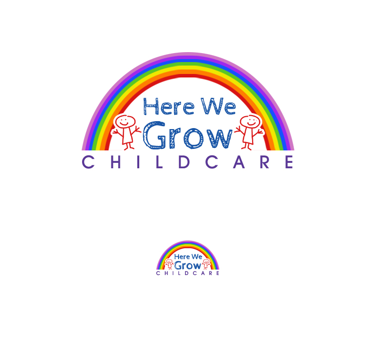 Logo Design by elmd - Entry No. 21 in the Logo Design Contest Here We Grow Logo Design.