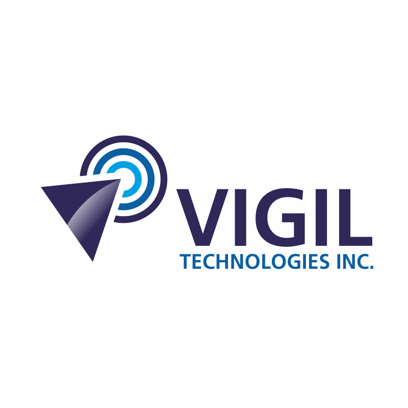 Logo Design by montoshlall - Entry No. 66 in the Logo Design Contest New Logo Design for Vigil Technologies Inc..