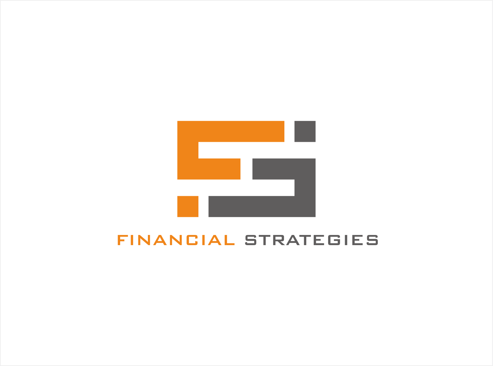 Logo Design by Private User - Entry No. 282 in the Logo Design Contest Logo Design Needed for Exciting New Company FS Financial Strategies.