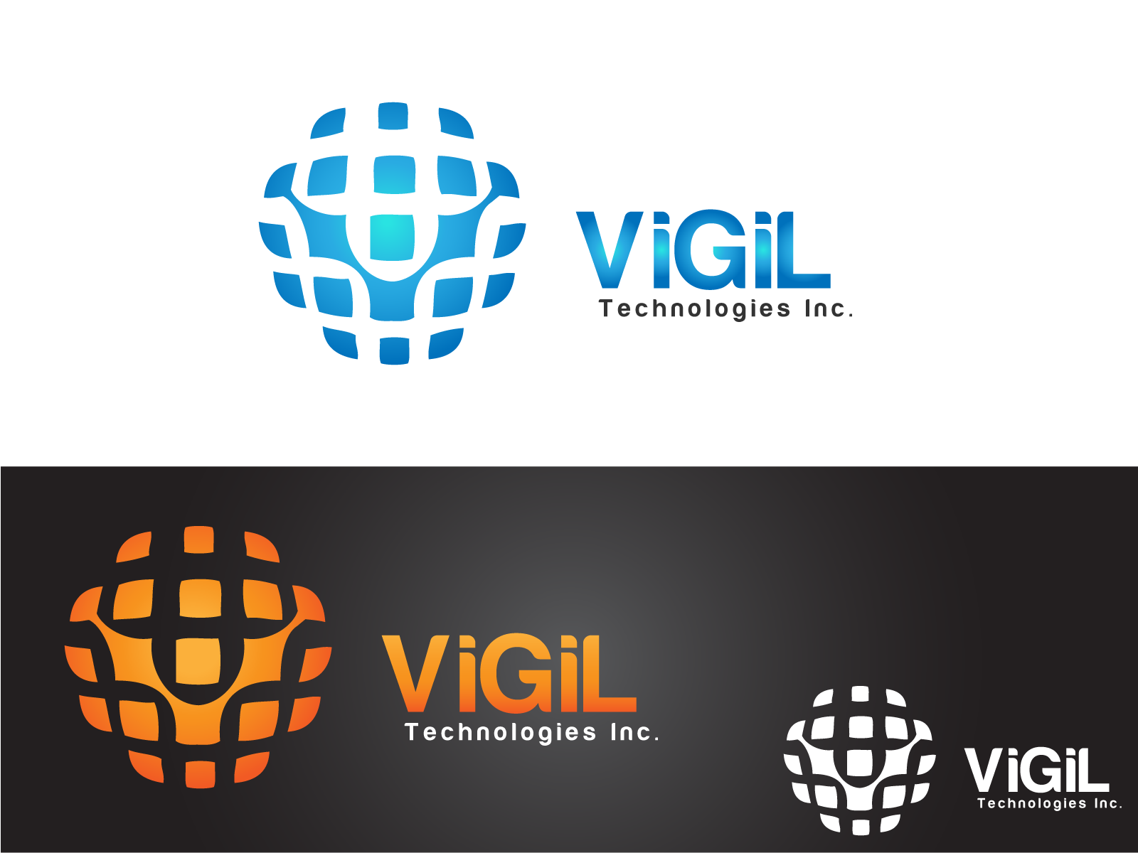 Logo Design by Jagdeep Singh - Entry No. 69 in the Logo Design Contest New Logo Design for Vigil Technologies Inc..