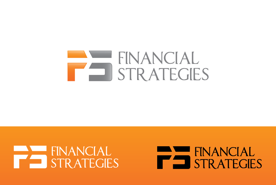 Logo Design by Dipin Bishwakarma - Entry No. 291 in the Logo Design Contest Logo Design Needed for Exciting New Company FS Financial Strategies.