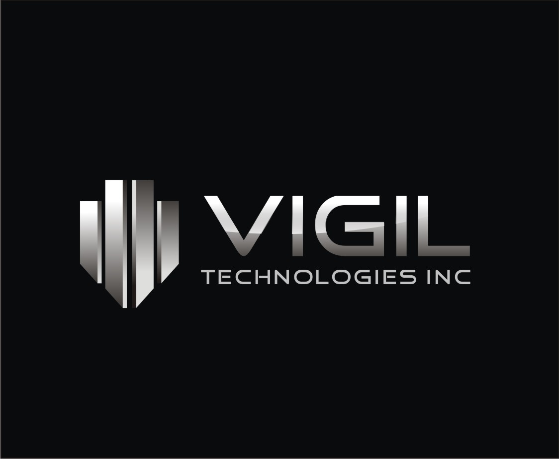 Logo Design by Reivan Ferdinan - Entry No. 77 in the Logo Design Contest New Logo Design for Vigil Technologies Inc..
