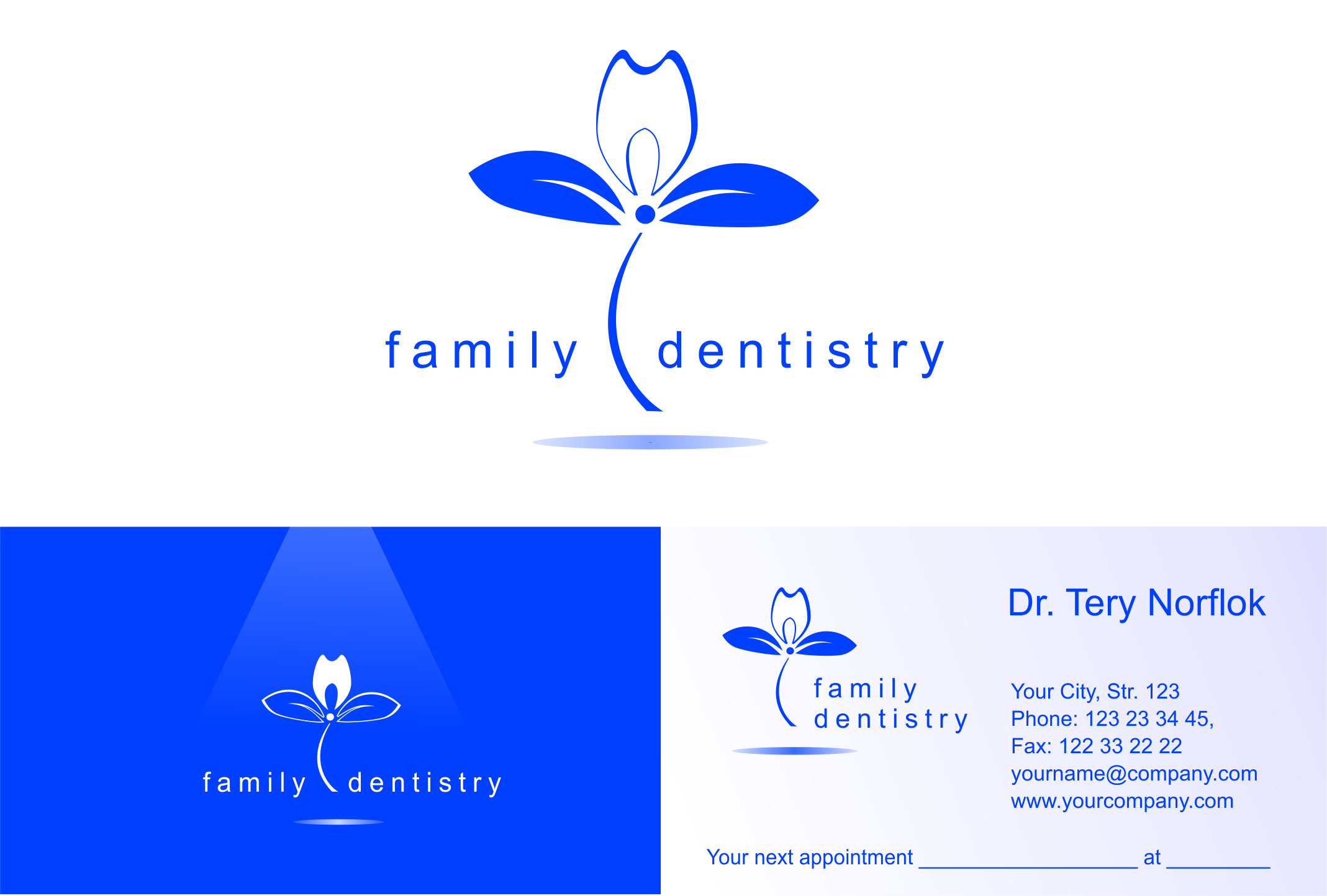 Business Card Design by Private User - Entry No. 35 in the Business Card Design Contest Unique Business Card Design Wanted for Dr. Teri Norfolk Inc..