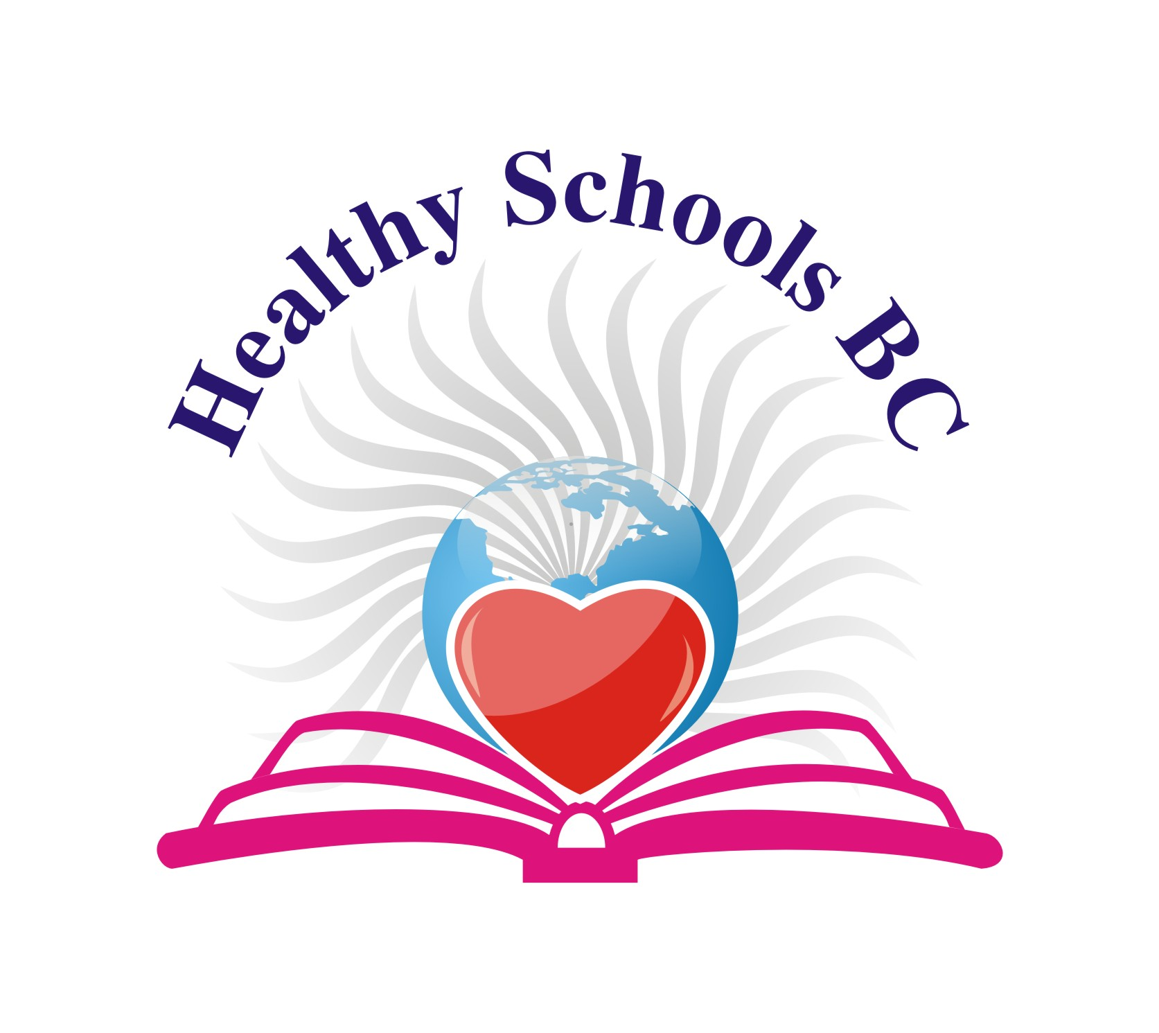 Logo Design by Private User - Entry No. 41 in the Logo Design Contest SImple, Creative and Clean Logo Design for Healthy Schools British Columbia, Canada.