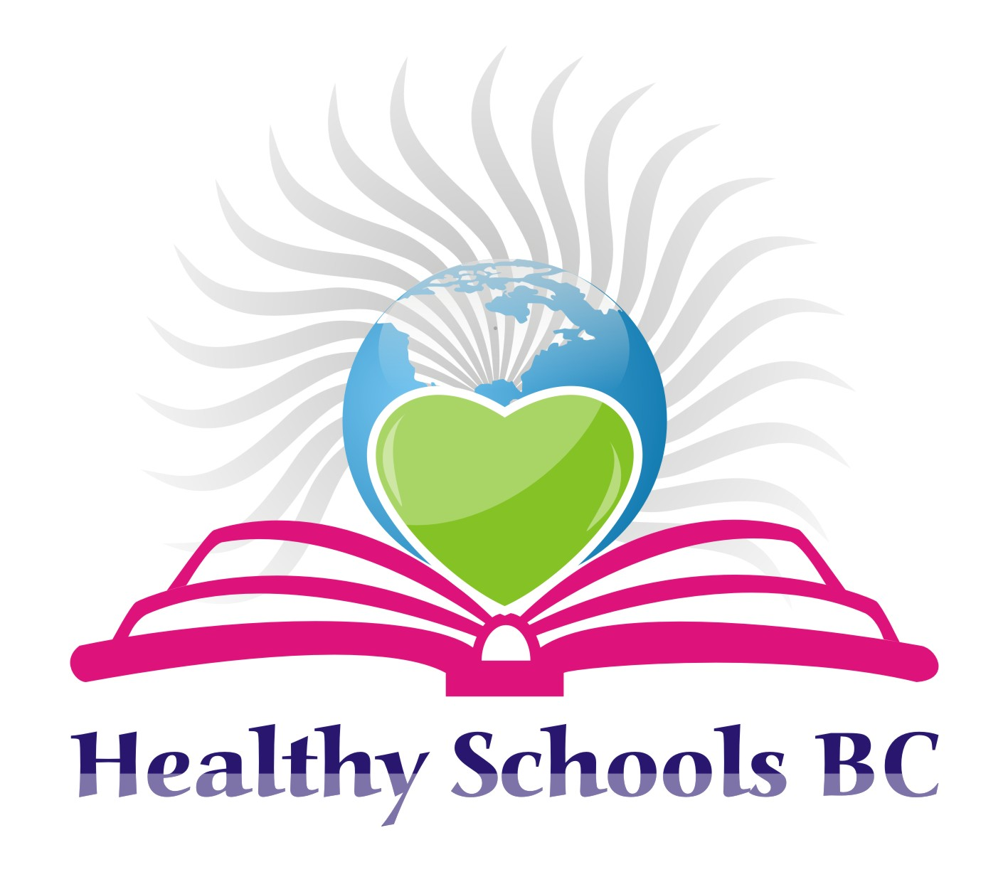 Logo Design by Private User - Entry No. 42 in the Logo Design Contest SImple, Creative and Clean Logo Design for Healthy Schools British Columbia, Canada.