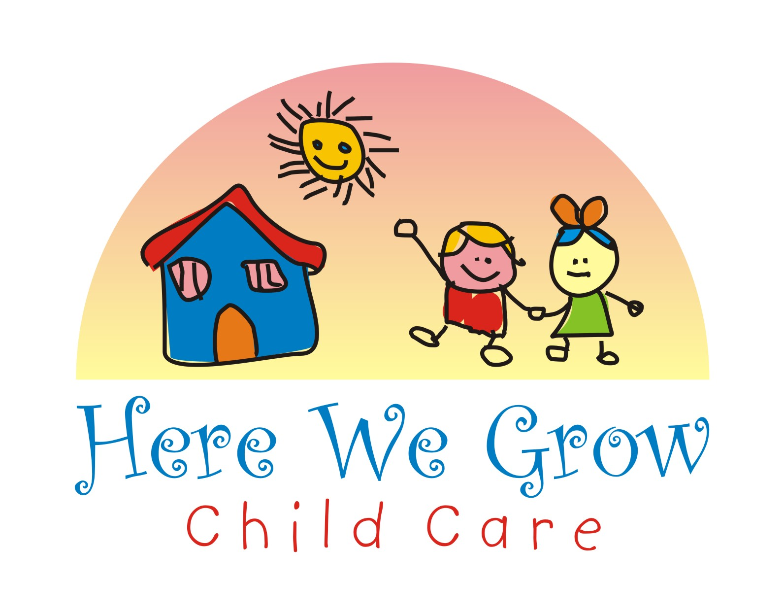 Logo Design by Private User - Entry No. 44 in the Logo Design Contest Here We Grow Logo Design.