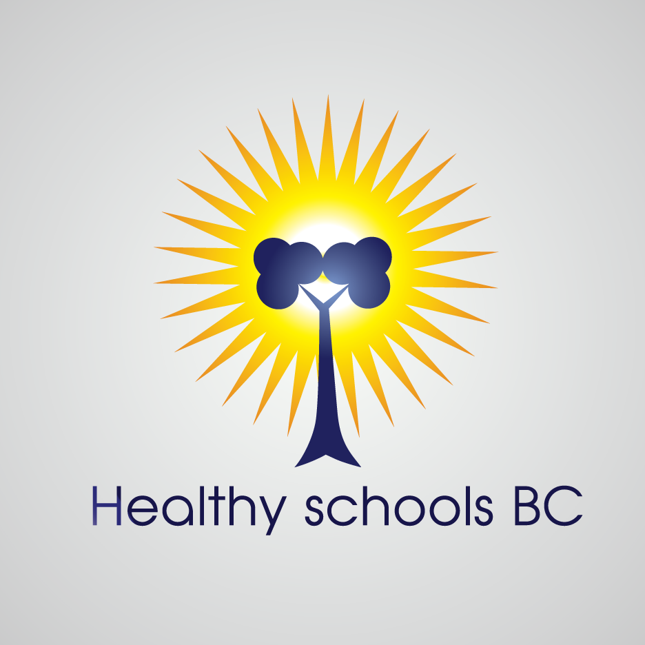 Logo Design by Private User - Entry No. 48 in the Logo Design Contest SImple, Creative and Clean Logo Design for Healthy Schools British Columbia, Canada.