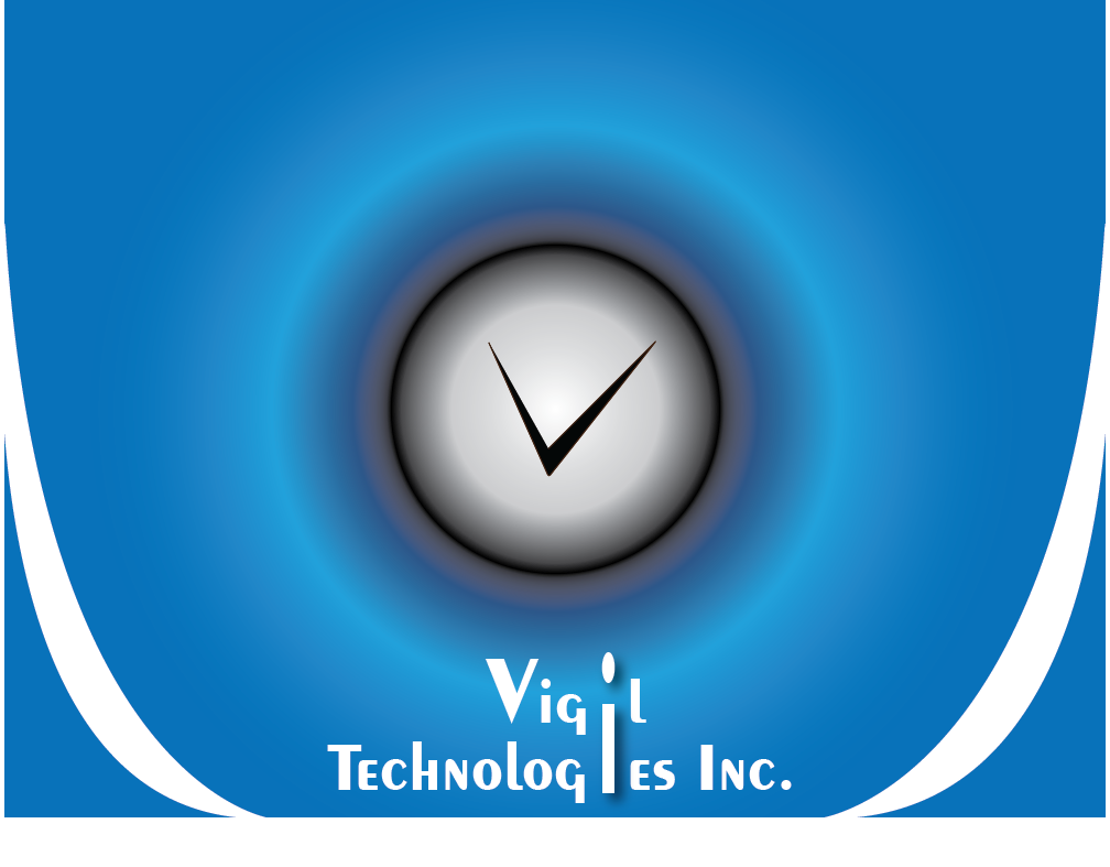 Logo Design by Private User - Entry No. 84 in the Logo Design Contest New Logo Design for Vigil Technologies Inc..