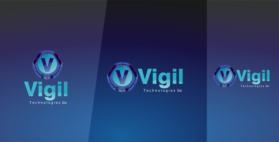 Logo Design by Private User - Entry No. 85 in the Logo Design Contest New Logo Design for Vigil Technologies Inc..