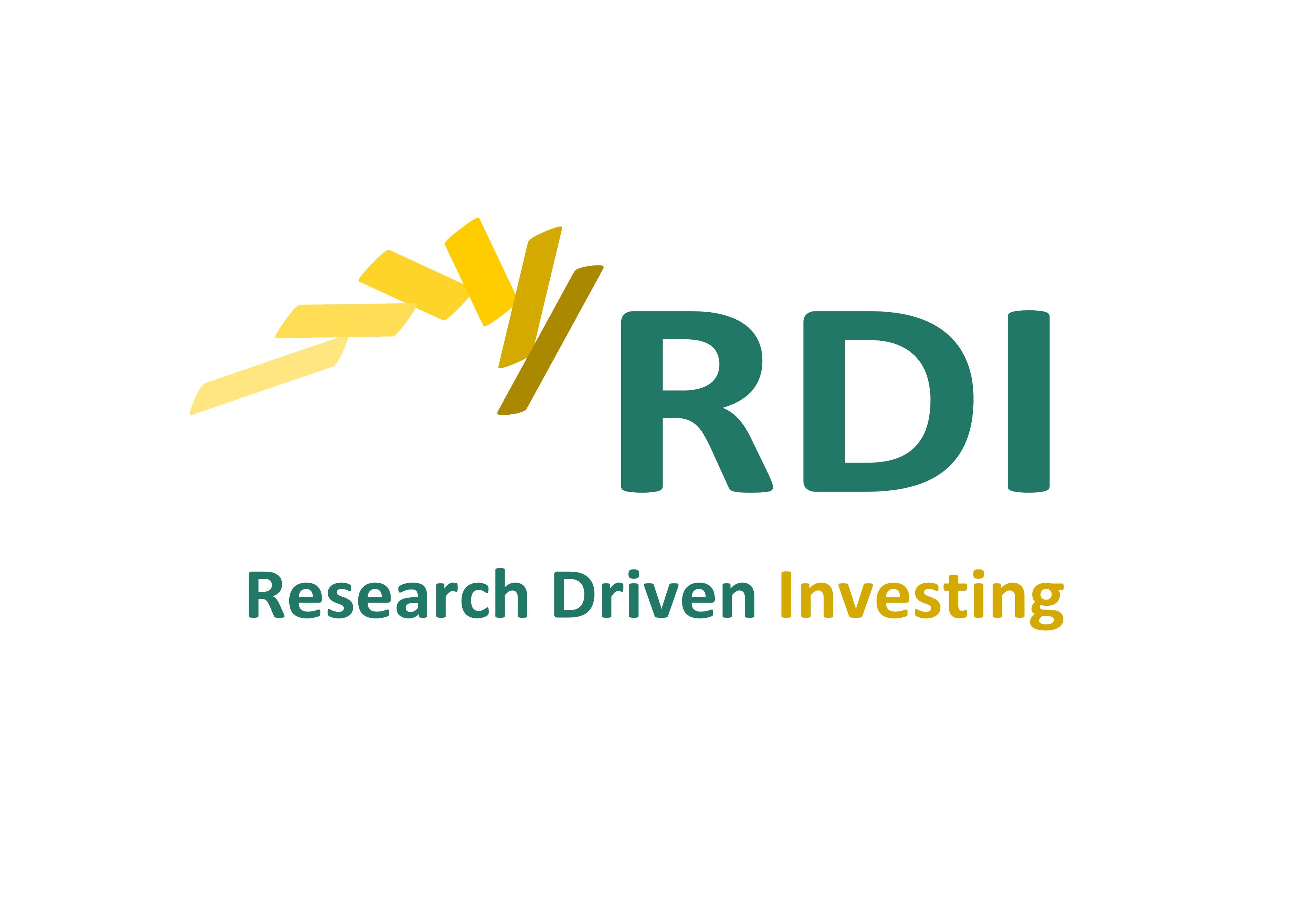 Logo Design by whoosef - Entry No. 40 in the Logo Design Contest RDI Logo Design - Financial Website.