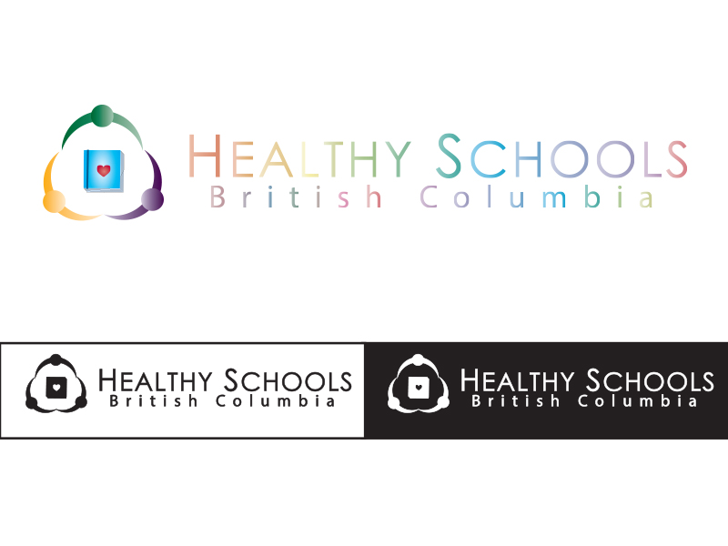 Logo Design by Mythos Designs - Entry No. 63 in the Logo Design Contest SImple, Creative and Clean Logo Design for Healthy Schools British Columbia, Canada.