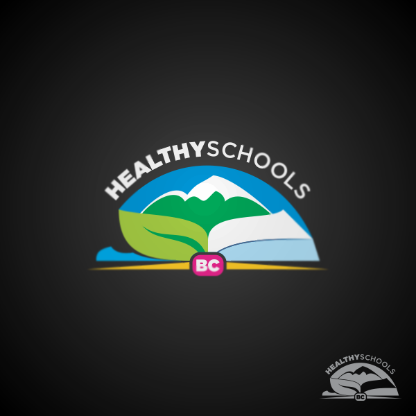 Logo Design by Private User - Entry No. 64 in the Logo Design Contest SImple, Creative and Clean Logo Design for Healthy Schools British Columbia, Canada.