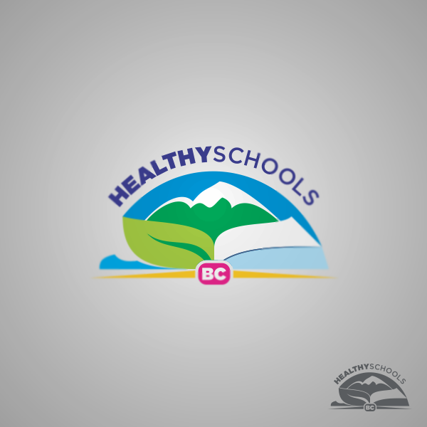 Logo Design by Private User - Entry No. 65 in the Logo Design Contest SImple, Creative and Clean Logo Design for Healthy Schools British Columbia, Canada.