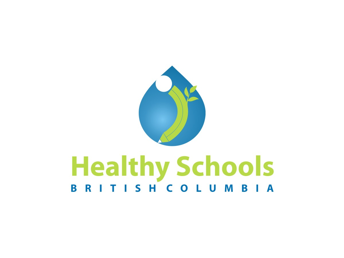 Logo Design by jalal - Entry No. 71 in the Logo Design Contest SImple, Creative and Clean Logo Design for Healthy Schools British Columbia, Canada.