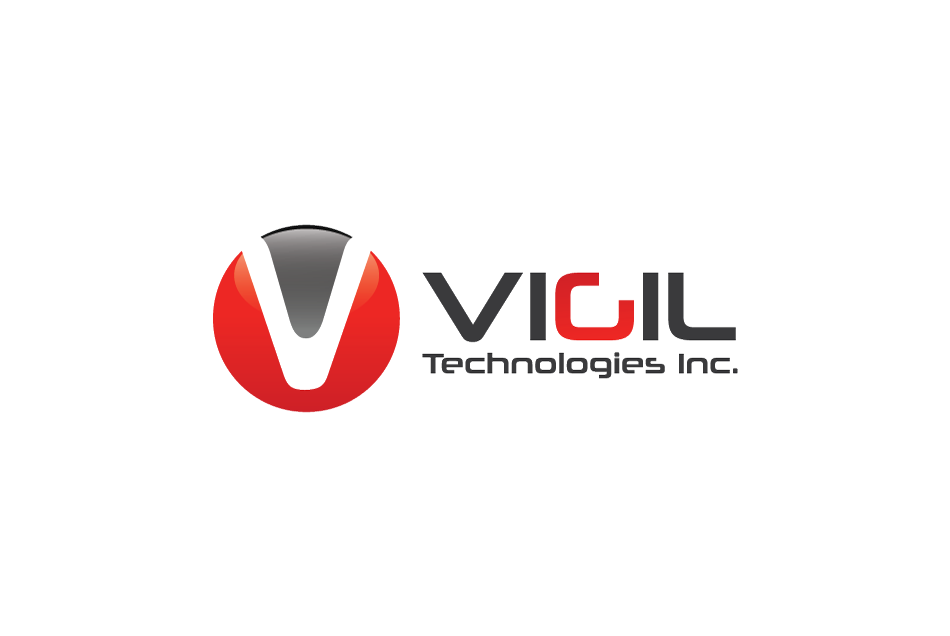 Logo Design by Dipin Bishwakarma - Entry No. 91 in the Logo Design Contest New Logo Design for Vigil Technologies Inc..