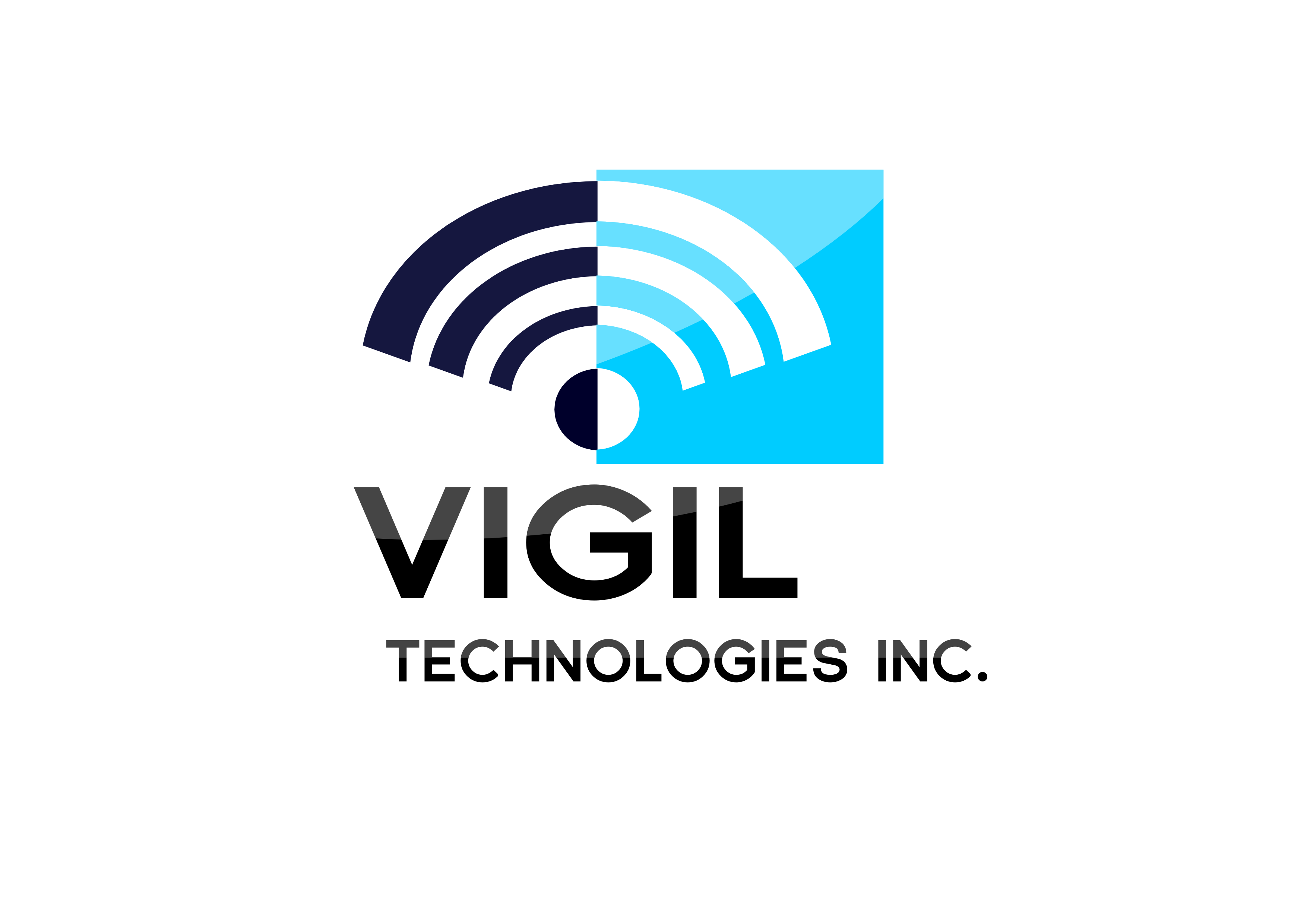 Logo Design by whoosef - Entry No. 94 in the Logo Design Contest New Logo Design for Vigil Technologies Inc..