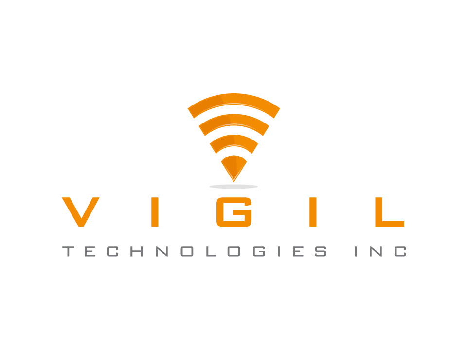 Logo Design by ffer1985 - Entry No. 96 in the Logo Design Contest New Logo Design for Vigil Technologies Inc..