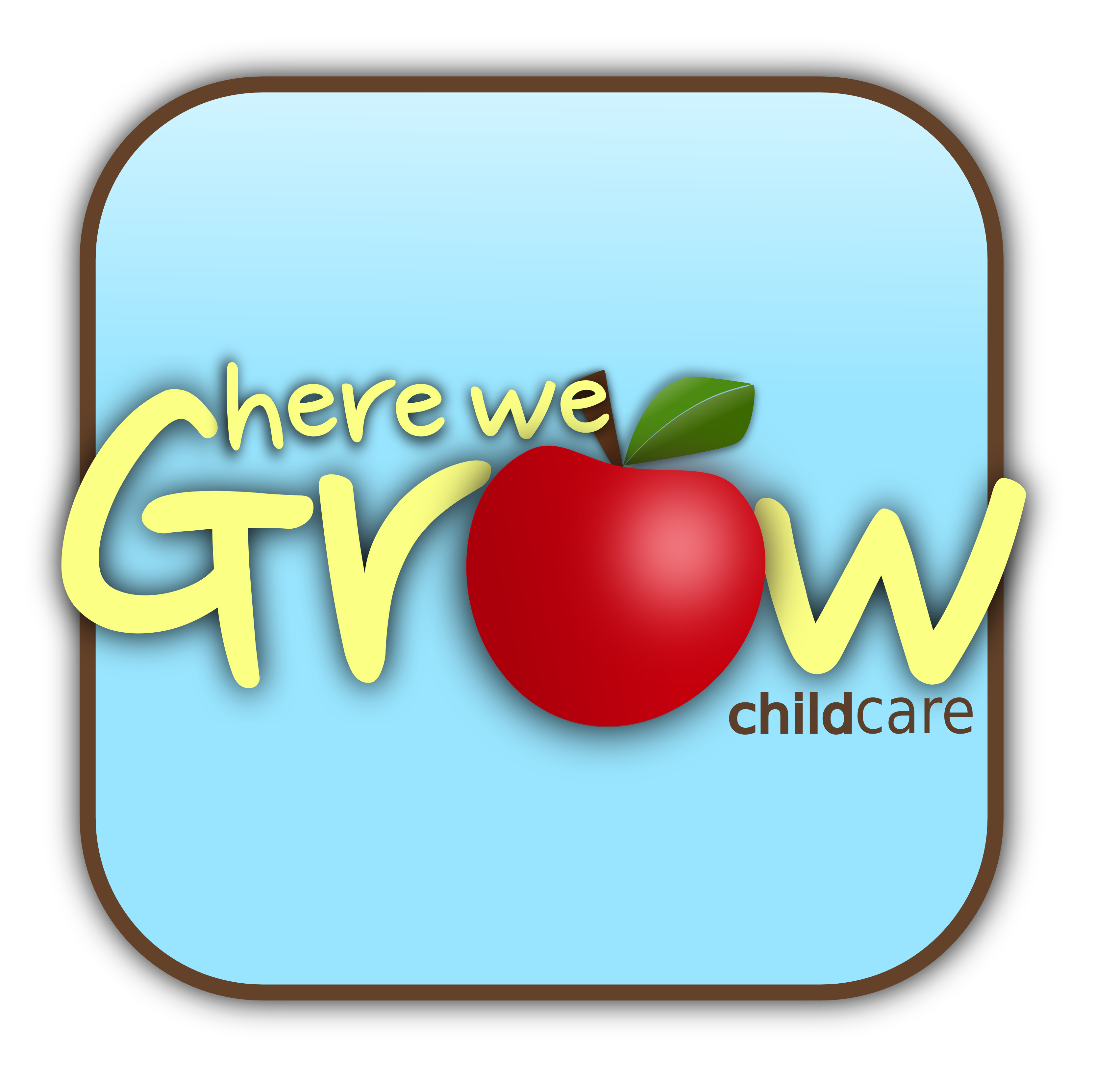 Logo Design by Andrew Bertram - Entry No. 59 in the Logo Design Contest Here We Grow Logo Design.