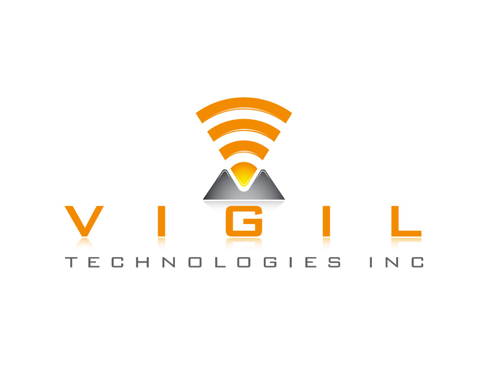 Logo Design by ffer1985 - Entry No. 98 in the Logo Design Contest New Logo Design for Vigil Technologies Inc..