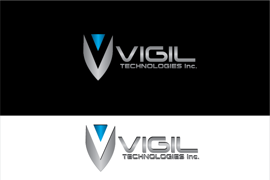Logo Design by Private User - Entry No. 100 in the Logo Design Contest New Logo Design for Vigil Technologies Inc..