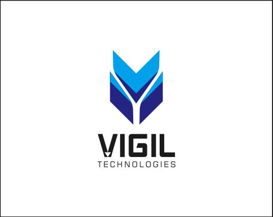 Logo Design by Armada Jamaluddin - Entry No. 105 in the Logo Design Contest New Logo Design for Vigil Technologies Inc..