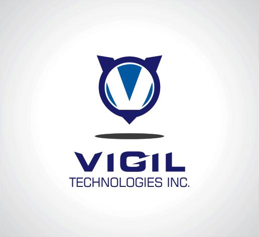Logo Design by Armada Jamaluddin - Entry No. 106 in the Logo Design Contest New Logo Design for Vigil Technologies Inc..