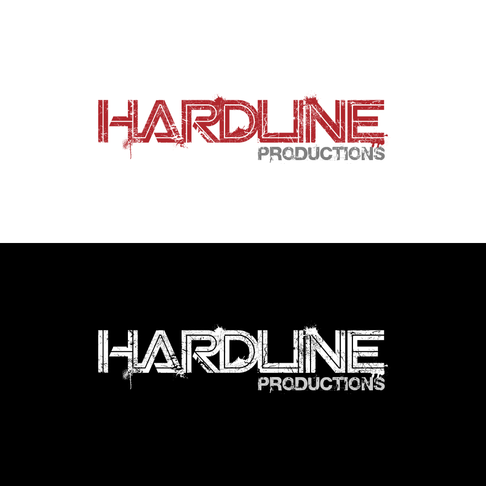 Logo Design by GraySource - Entry No. 67 in the Logo Design Contest Hardline Productions.