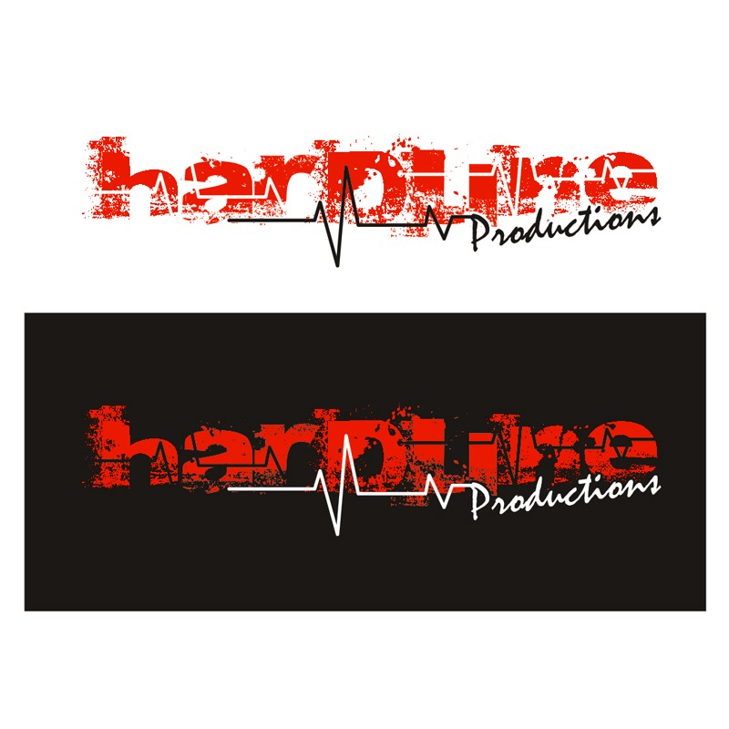 Logo Design by LukeConcept - Entry No. 68 in the Logo Design Contest Hardline Productions.