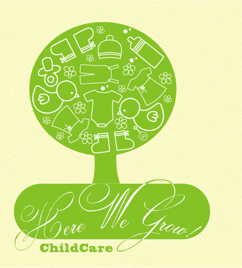 Logo Design by Jelena Kaerner - Entry No. 61 in the Logo Design Contest Here We Grow Logo Design.