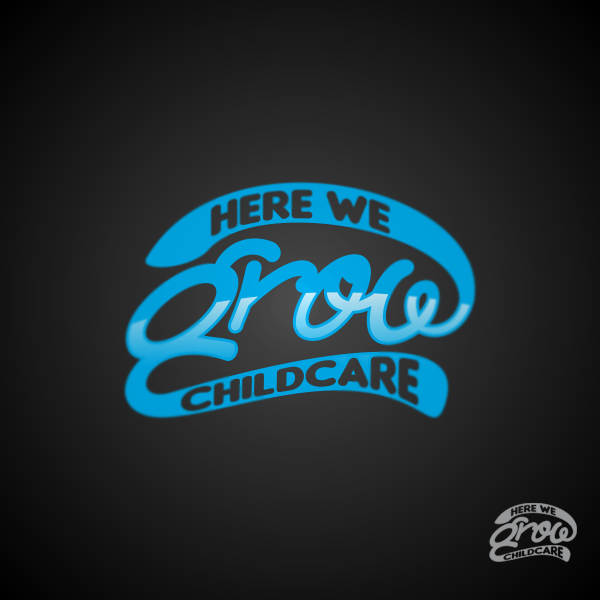 Logo Design by Private User - Entry No. 66 in the Logo Design Contest Here We Grow Logo Design.