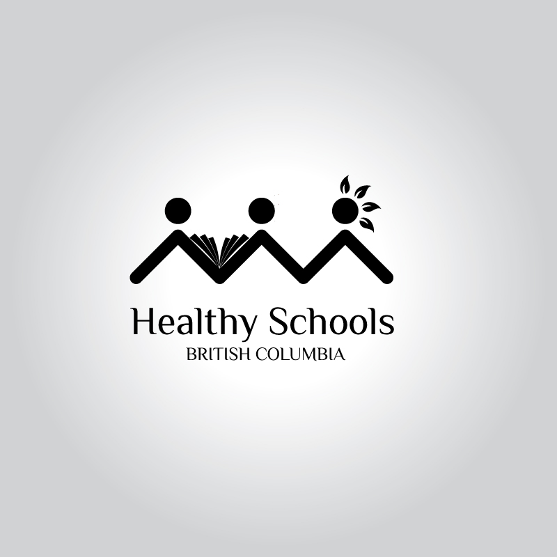 Logo Design by Suman Sahil Verma - Entry No. 88 in the Logo Design Contest SImple, Creative and Clean Logo Design for Healthy Schools British Columbia, Canada.