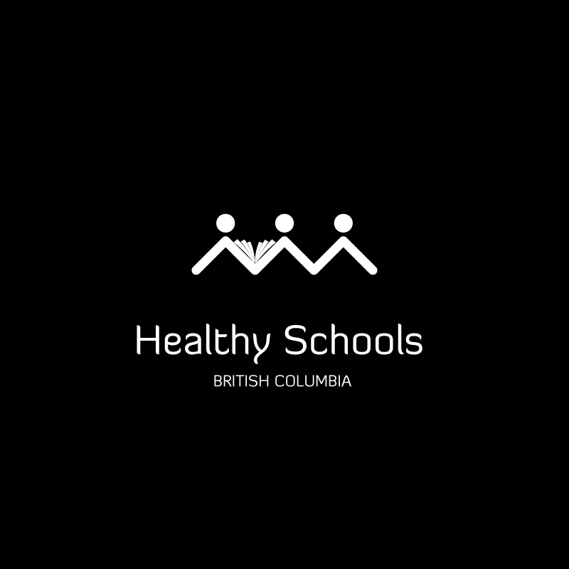 Logo Design by Suman Sahil Verma - Entry No. 90 in the Logo Design Contest SImple, Creative and Clean Logo Design for Healthy Schools British Columbia, Canada.