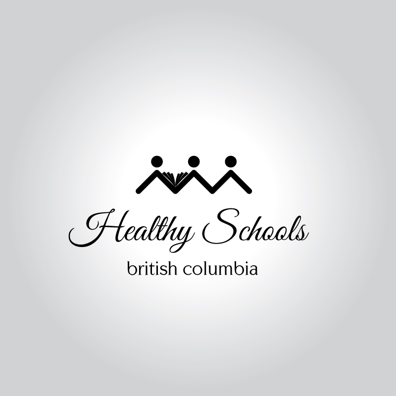 Logo Design by Suman Sahil Verma - Entry No. 91 in the Logo Design Contest SImple, Creative and Clean Logo Design for Healthy Schools British Columbia, Canada.