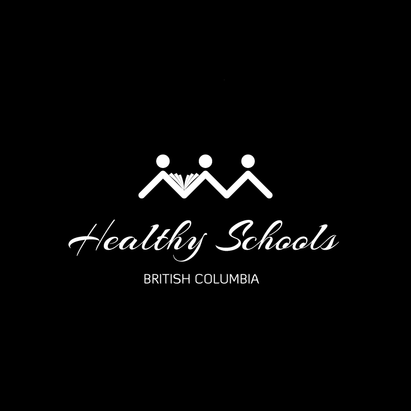 Logo Design by Suman Sahil Verma - Entry No. 92 in the Logo Design Contest SImple, Creative and Clean Logo Design for Healthy Schools British Columbia, Canada.