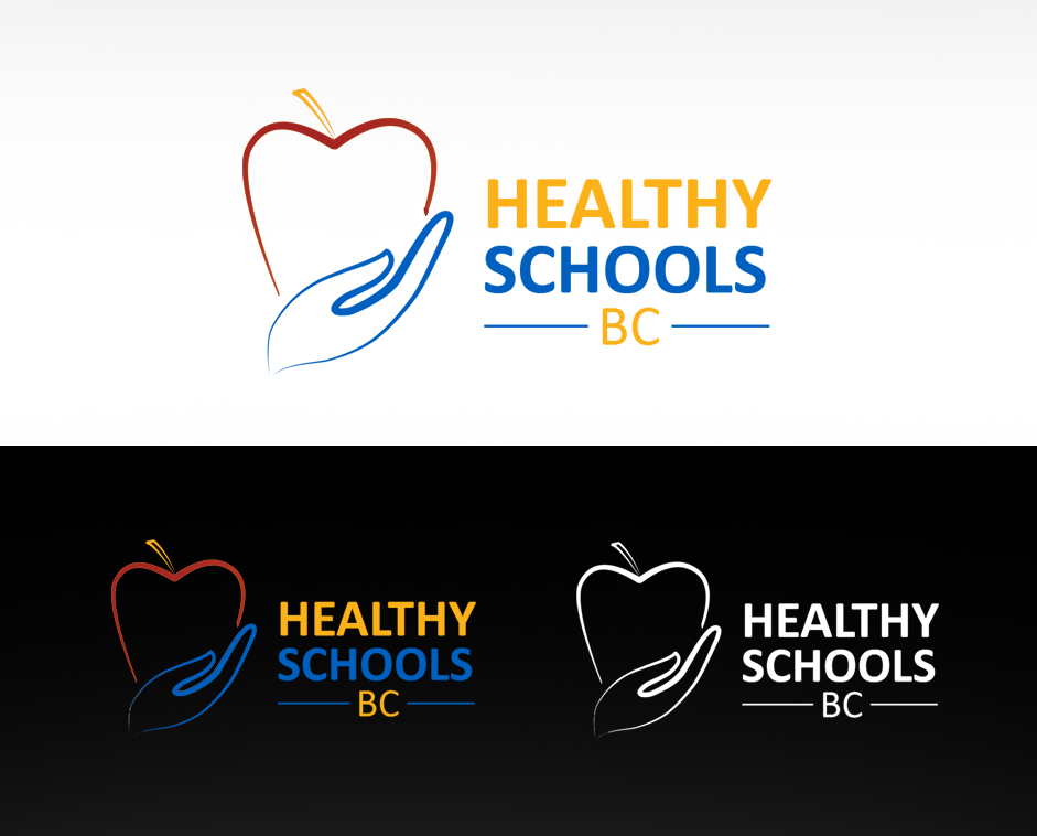 Logo Design by Private User - Entry No. 99 in the Logo Design Contest SImple, Creative and Clean Logo Design for Healthy Schools British Columbia, Canada.
