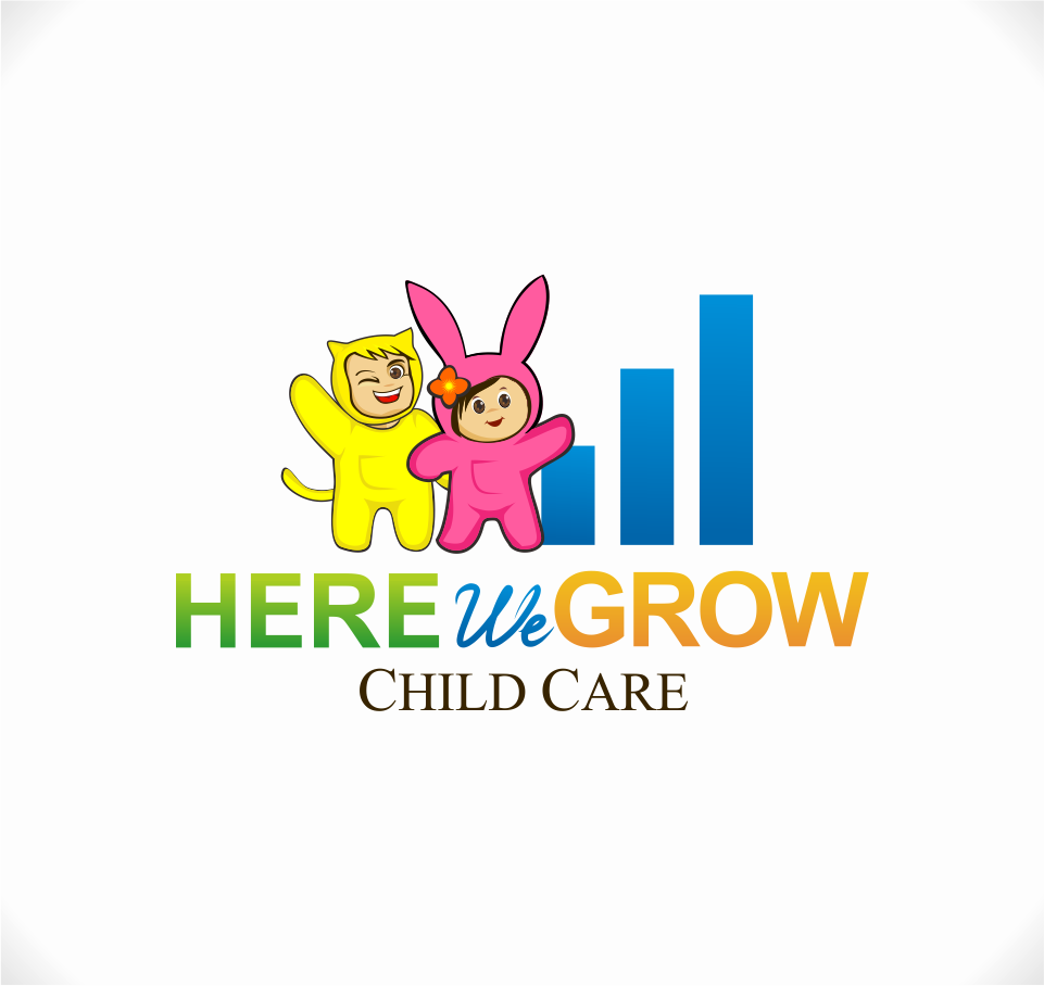 Logo Design by Mitchnick Sunardi - Entry No. 70 in the Logo Design Contest Here We Grow Logo Design.