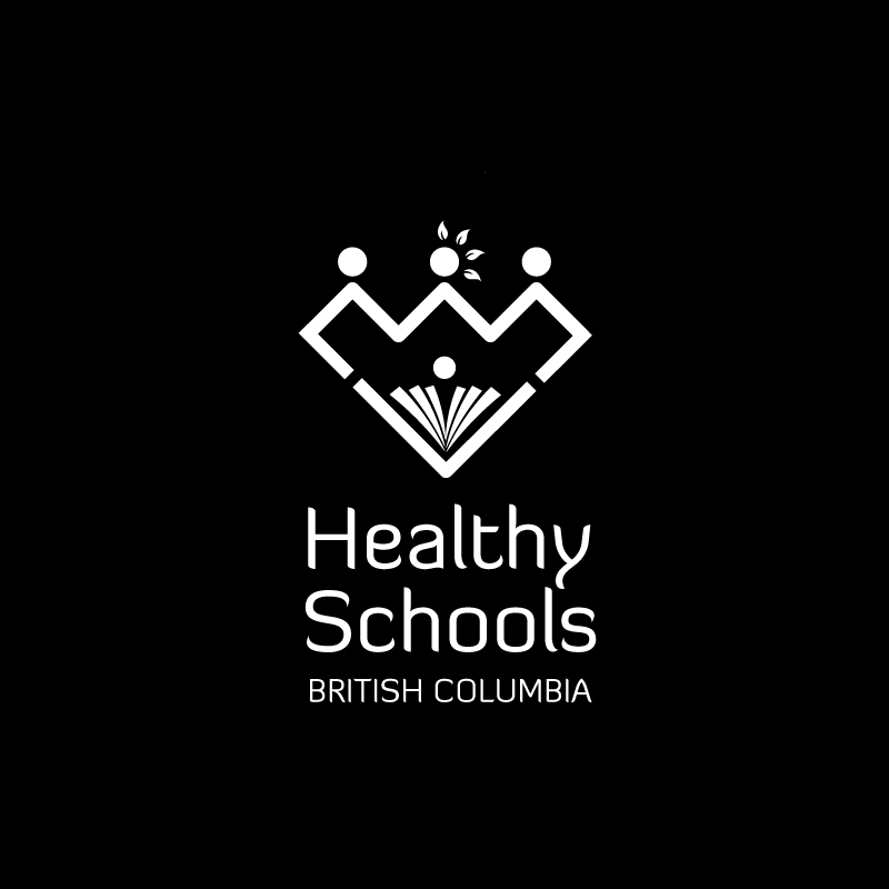 Logo Design by Suman Sahil Verma - Entry No. 103 in the Logo Design Contest SImple, Creative and Clean Logo Design for Healthy Schools British Columbia, Canada.