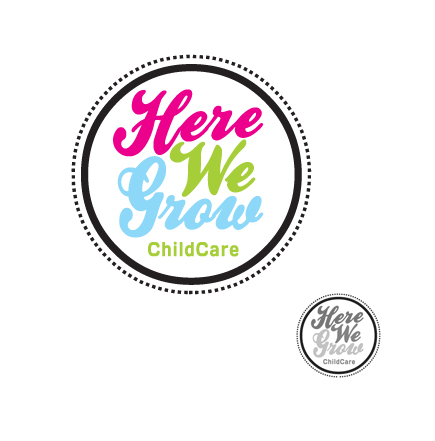 Logo Design by Jelena Kaerner - Entry No. 76 in the Logo Design Contest Here We Grow Logo Design.