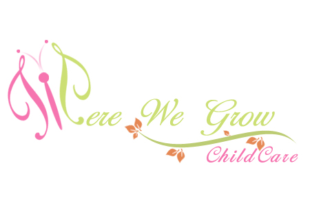 Logo Design by Crystal Desizns - Entry No. 79 in the Logo Design Contest Here We Grow Logo Design.