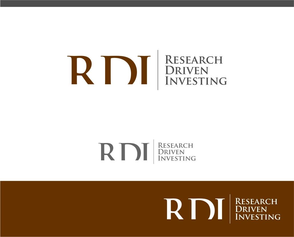 Logo Design by haidu - Entry No. 85 in the Logo Design Contest RDI Logo Design - Financial Website.
