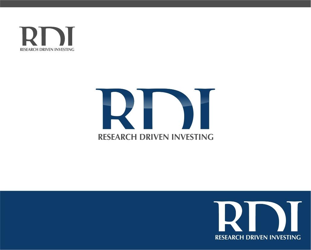 Logo Design by haidu - Entry No. 86 in the Logo Design Contest RDI Logo Design - Financial Website.
