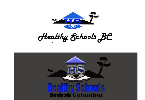 Logo Design by Najmul Ahmad - Entry No. 120 in the Logo Design Contest SImple, Creative and Clean Logo Design for Healthy Schools British Columbia, Canada.