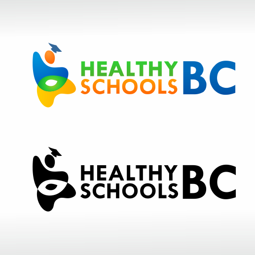 Logo Design by PJD - Entry No. 123 in the Logo Design Contest SImple, Creative and Clean Logo Design for Healthy Schools British Columbia, Canada.