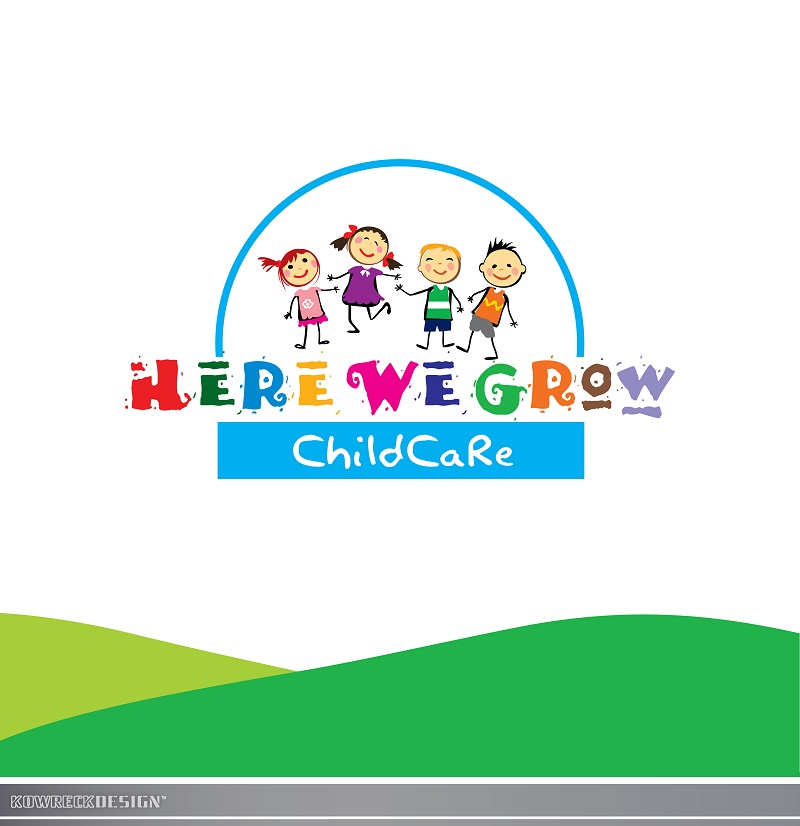 Logo Design by kowreck - Entry No. 87 in the Logo Design Contest Here We Grow Logo Design.