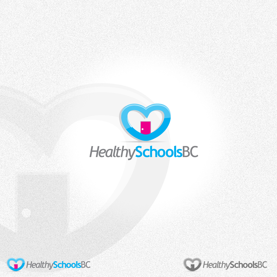 Logo Design by rockpinoy - Entry No. 127 in the Logo Design Contest SImple, Creative and Clean Logo Design for Healthy Schools British Columbia, Canada.